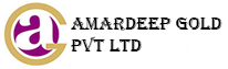 Amardeep Gold Pvt Ltd – Jewellery Showroom in Surat Logo