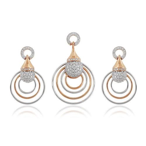 Best Women Pendant Set in Katargam Jewellers Surat